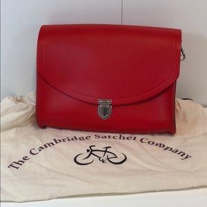 The Cambridge Satchel Company Push Lock in Leather